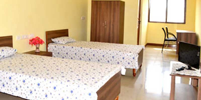 Facilities- accomodation